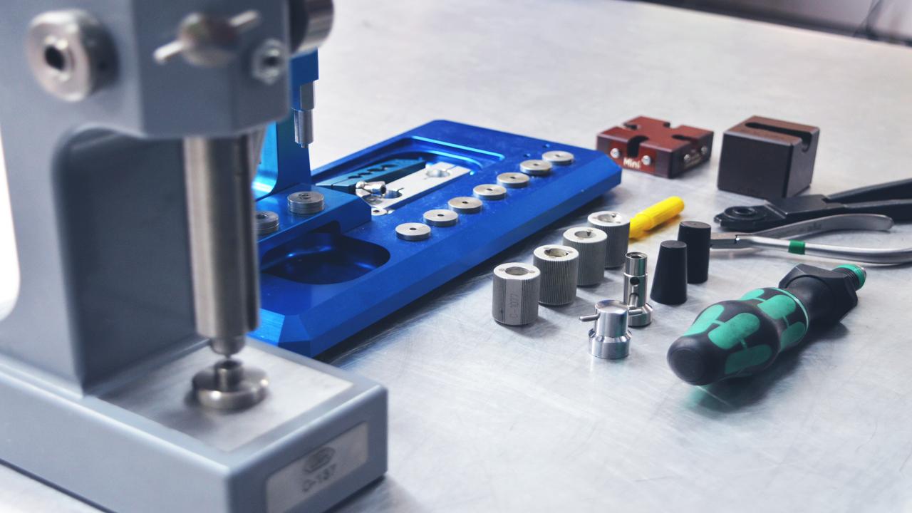 Mantenimiento lubricación instrumental dental RD express
